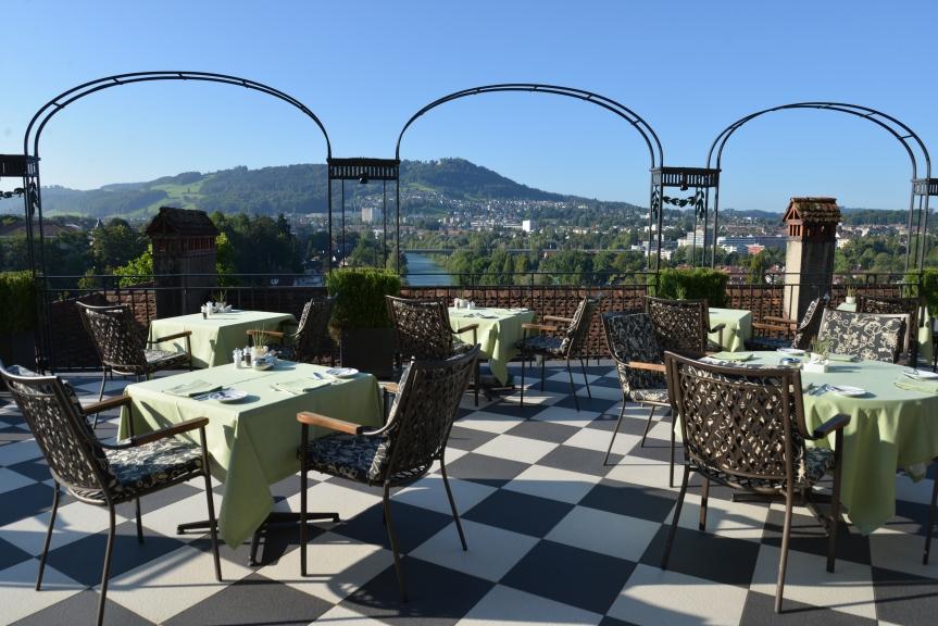 Terrasse Bellevue Bar