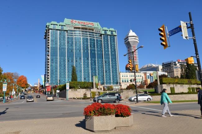 Niagara on the Falls