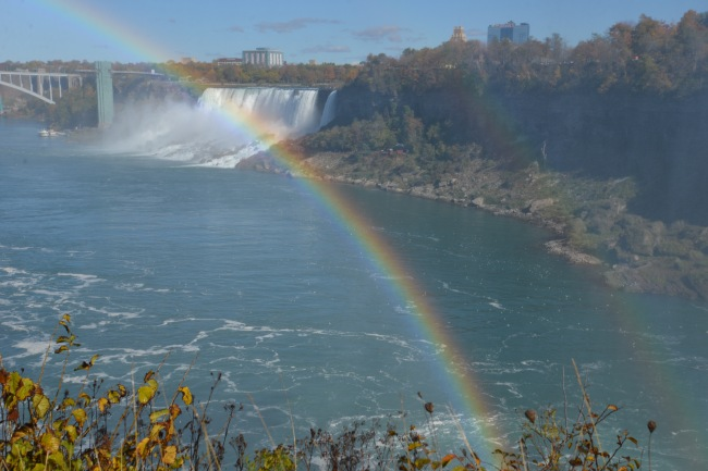 Niagara Regenbogen
