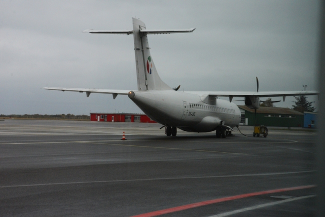 Flughafen Bornholm