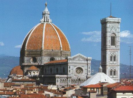 Spaziergang durch Florenz