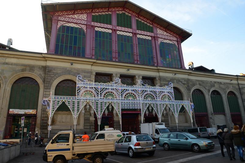 Mercato Centrale di San Lorenzo