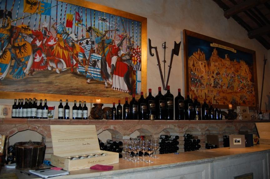 Weinprobe 2