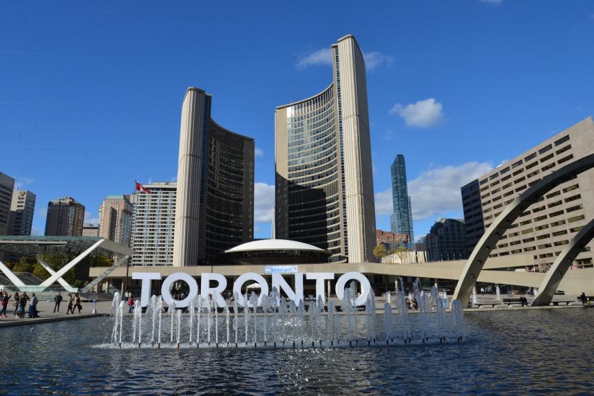 Toronto, die multikulturellste Stadt derWelt