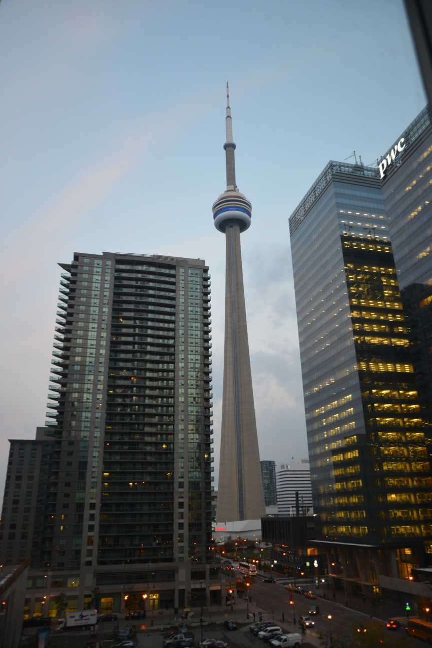 2 CN Tower