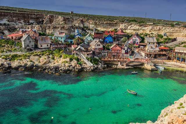 Sprachurlaub auf Malta