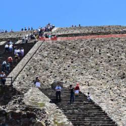 Teotihuacán – wo der Mensch zum Gottwird