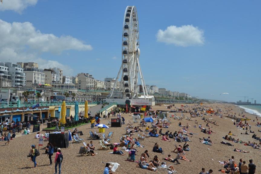 Brighton Strand