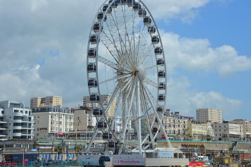 Brighton – kosmopolitisch undkreativ