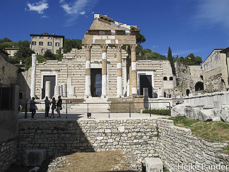 Capitolium, römisches Forum