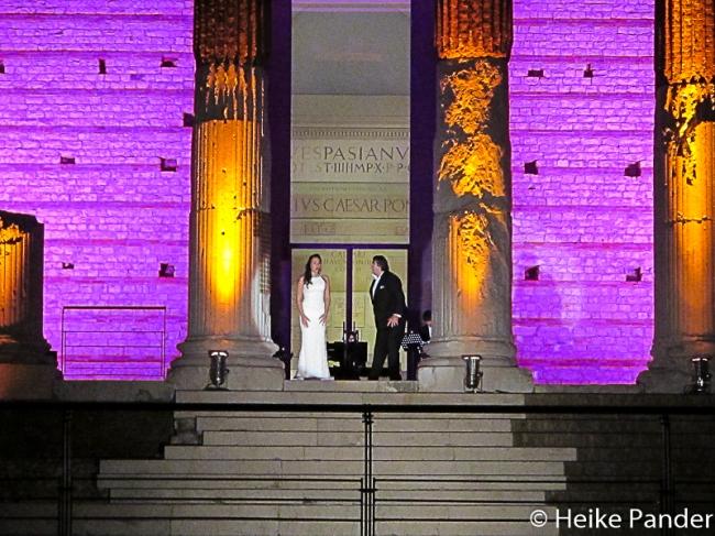 Festa dell Opera: Finale am Capitolium, Brescia