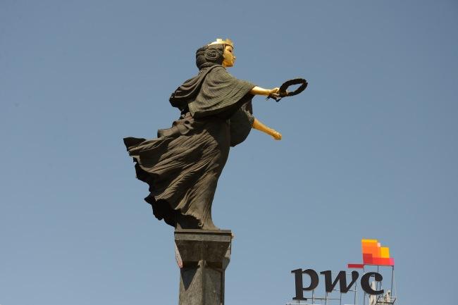 Sofia-Statue