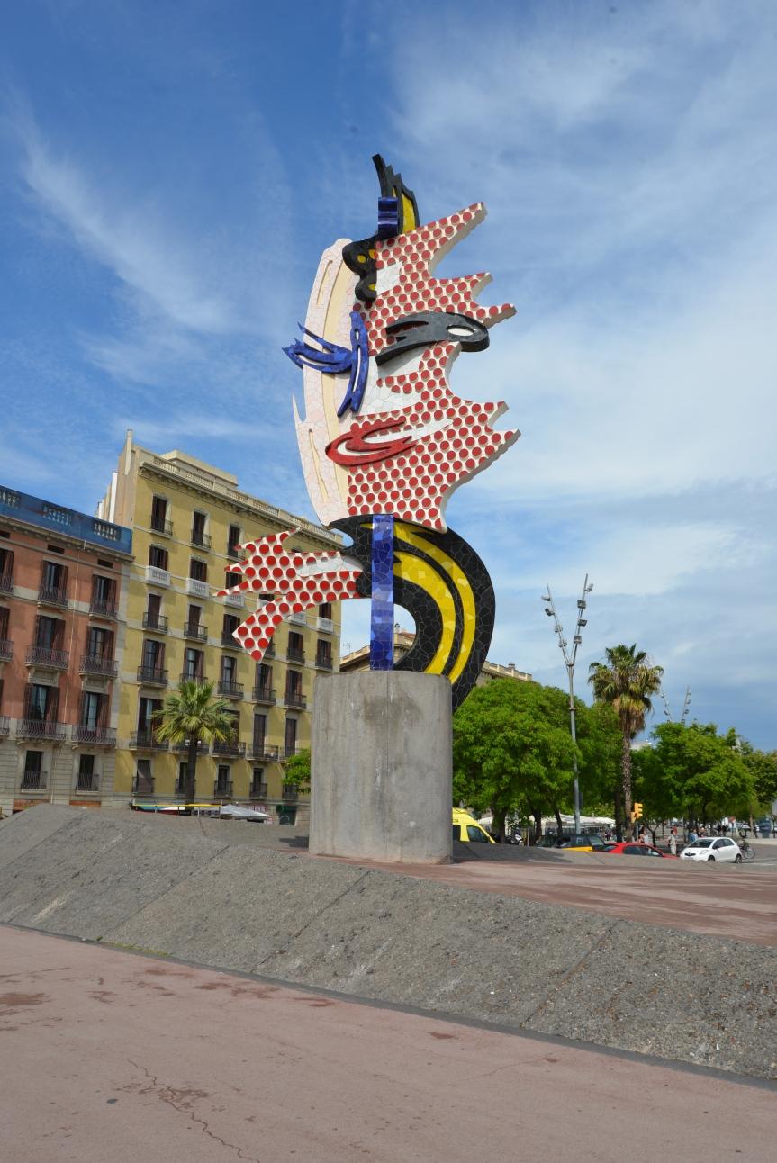 Barcelona, die bunteMetropole