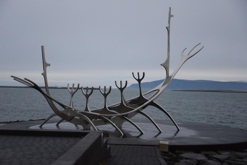 Streifzüge durch Reykjavik