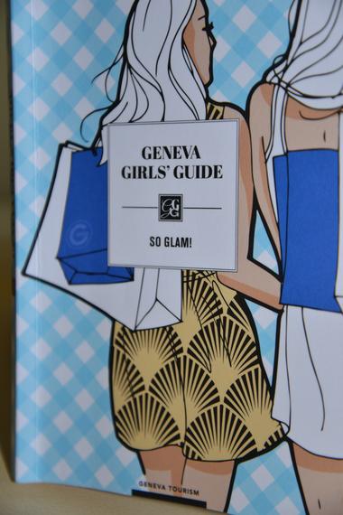Mit dem Girls' Guide inGenf