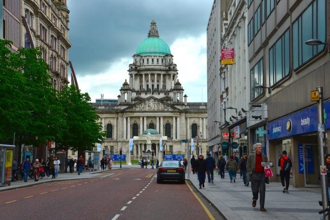 Rathaus Belfast