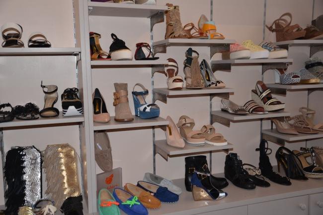 Schuhe Genf