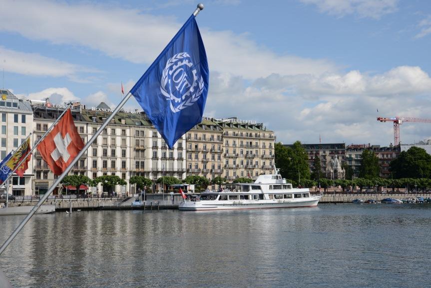 Genf – die Welt in einerNuss